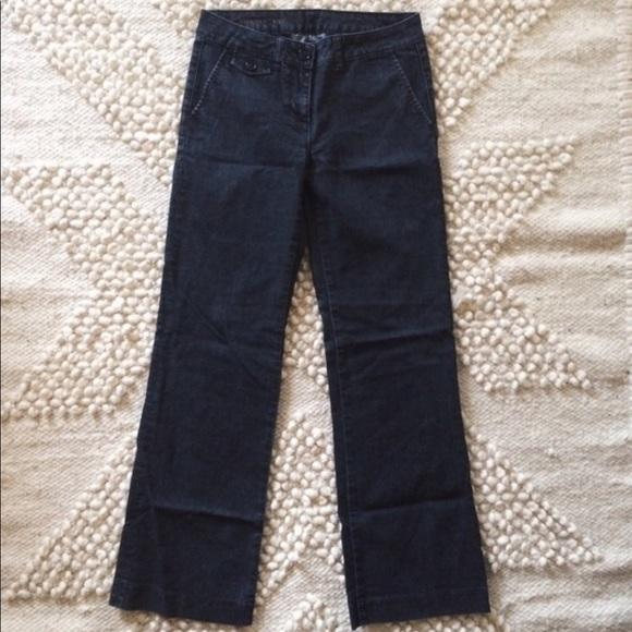 VTG 90s Talbots Stretch Bootleg Jeans NWT